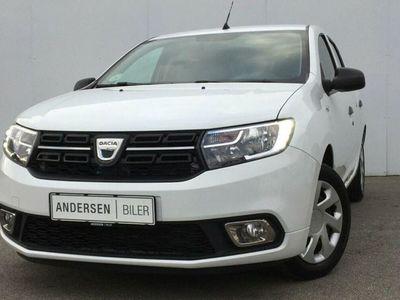 brugt Dacia Sandero 0,9 Tce Stepway Start/Stop Easy-R 90HK Van Aut.