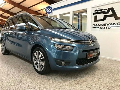 brugt Citroën C4 Picasso BlueHDi 150 Intensive