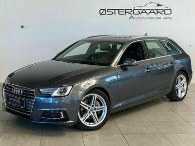 brugt Audi A4 2,0 TDi 190 S-line Avant quattro S-tr.