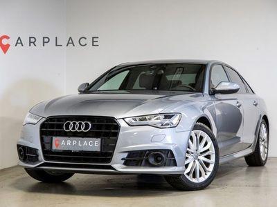brugt Audi A6 2,0 TDi 190 S-line S-tr.