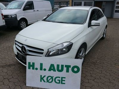 brugt Mercedes A180 1,5 CDi Van
