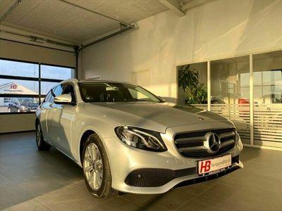brugt Mercedes E220 Avantgarde stc. aut.