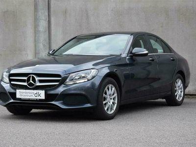 brugt Mercedes C200 d 1,6 Bluetec 136HK 6g