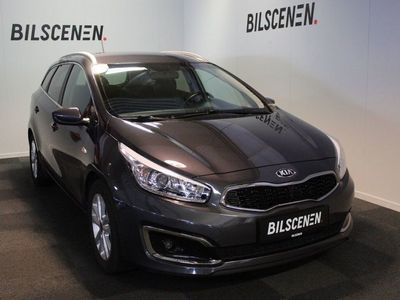 brugt Kia cee'd 1,6 CRDi 136 Attraction SW DCT