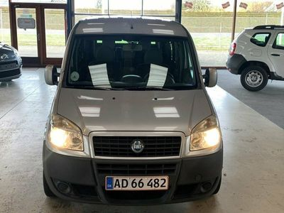 brugt Fiat Doblò 1,4 Pano Family 7prs