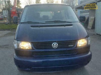 brugt VW Caravelle 2,5 Tdi 10 per