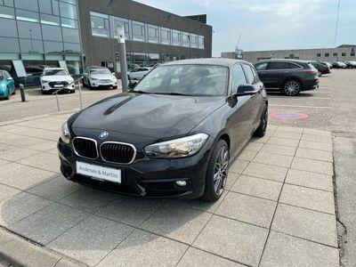 brugt BMW 118 d 2,0 D 150HK 5d 6g