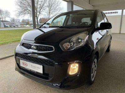 brugt Kia Picanto 1,0 MPI Style Limited 66HK 5d