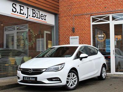 brugt Opel Astra 0 Turbo ECOTEC Excite 105HK 5d A+