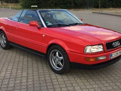 brugt Audi 80 CABRIOLET 2,3