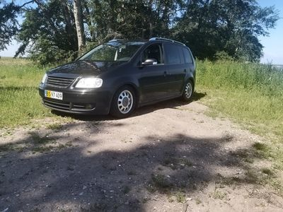 brugt VW Touran VAN 2,0 TDI AUT.