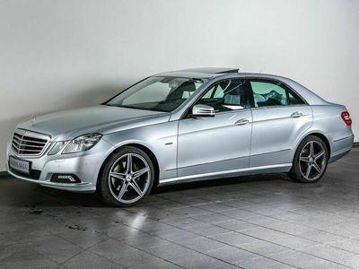 brugt Mercedes E250 8 CGi Elegance aut. BE