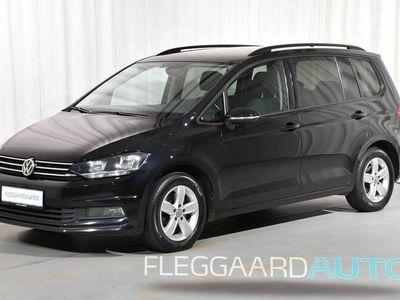 brugt VW Touran 2,0 TDI SCR Comfortline DSG 150HK 7g Aut.