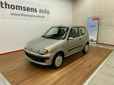 brugt Fiat Seicento 0,9 S