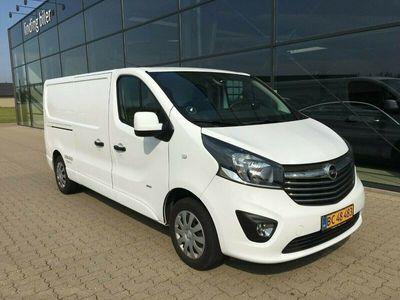 brugt Opel Vivaro 1,6 CDTi 125 Sportive L2H1