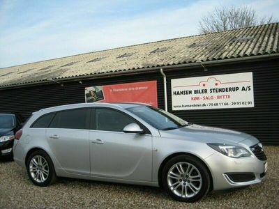 brugt Opel Insignia 2,0 CDTi 140 Cosmo ST eco