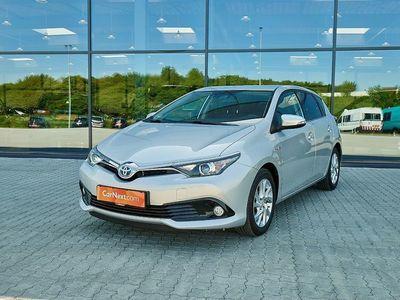 brugt Toyota Auris Hybrid 1,8 Hybrid Style CVT