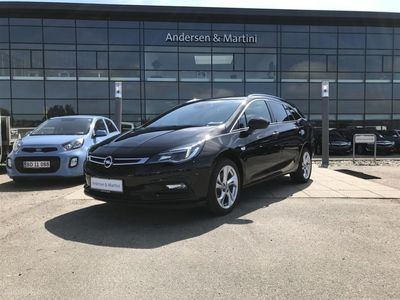 brugt Opel Astra 1,6 CDTI Dynamic 136HK Stc 6g Aut.