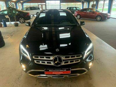 brugt Mercedes GLA220 d 2,2 aut. 4-M Van