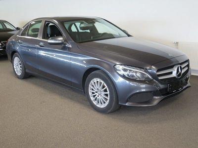 käytetty Mercedes C220 2,2 BlueTEC