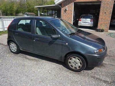 brugt Fiat Punto 1,2 16V SX 80HK 5d