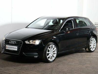brugt Audi A3 Sportback 1,4 TFSi 122 Attraction