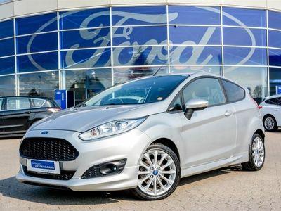 used Ford Fiesta 1,0 EcoBoost Sport Start/Stop 125HK 3d