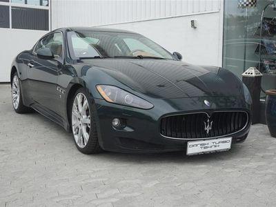 brugt Maserati Granturismo 4,7 440HK 2d 6g Aut.