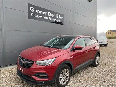 brugt Opel Grandland X 1,5 CDTI Enjoy 130HK 5d 6g Aut.