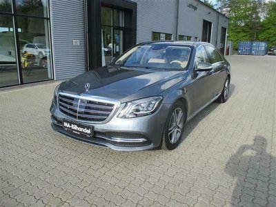 brugt Mercedes S560 e Lang 3,0 Plugin-hybrid 9G-Tronic 489HK 9g Aut.