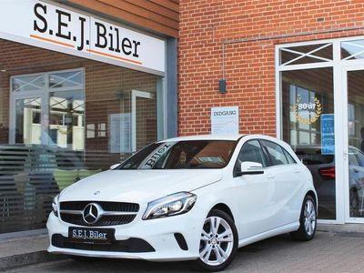brugt Mercedes A200 d 2,1 CDI Business 7G-DCT 136HK 5d 7g Aut. A+