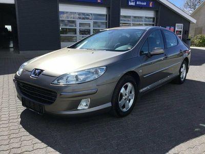 brugt Peugeot 407 1,6 HDi Performance