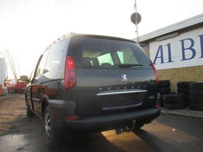 brugt Peugeot 807 2.2 HDI SR 6g 5d