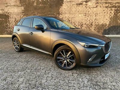 brugt Mazda CX-3 2,0 Skyactiv-G Optimum 120HK 5d 6g Aut.