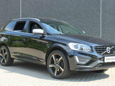 usado Volvo XC60 2,4 D5 215 R-Design aut. AWD