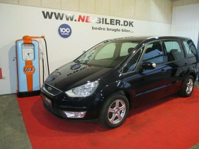 brugt Ford Galaxy 2,0 TDCi 130 Ambiente