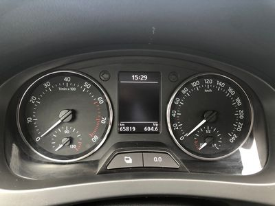 brugt Skoda Rapid 1.2 TSI 105 HK Hatchback