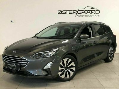 brugt Ford Focus 1,5 TDCi 120 Cool & Connect stc.