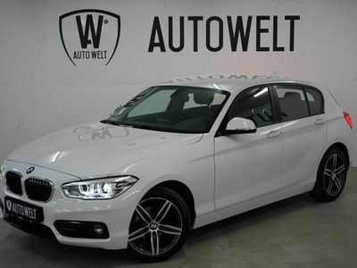 brugt BMW 118 d 2,0 Sport Line aut.