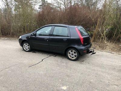 usado Fiat Punto 1,2 + 60HK 5d
