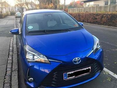 brugt Toyota Yaris 1,5 Hybrid e-CVT