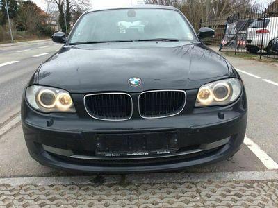brugt BMW 118 d 2,0 Advantage Steptr. 5d