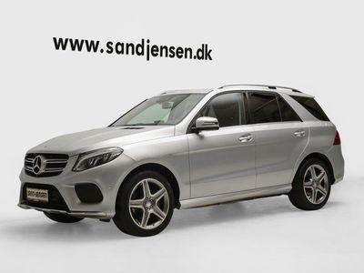 gebraucht Mercedes GLE350 d 3,0 AMG Line aut. 4-M