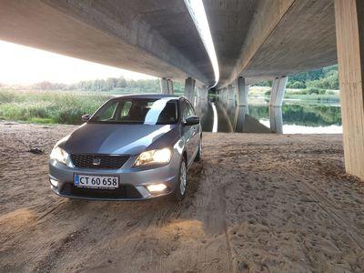 brugt Seat Toledo 1.6 TDI 105 HK ECOMOTIVE HatchbackEcomotive