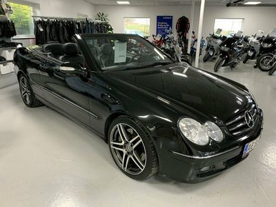 brugt Mercedes CLK350 3,5 Cabriolet Avantgarde aut.