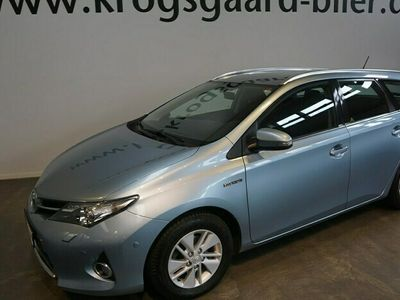 brugt Toyota Auris 1,8 VVT-I Hybrid H2+ E-CVT 136HK Stc Aut.