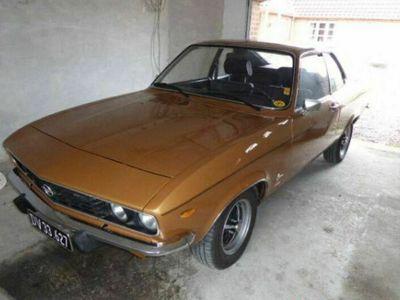 brugt Opel Manta 1,9 S