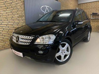 brugt Mercedes ML420 4,0 CDi aut. 4-M Van