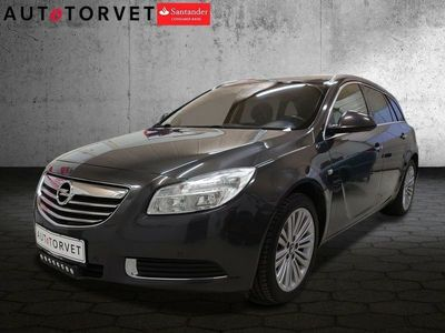 brugt Opel Insignia 2,0 CDTi 163 Cosmo ST eco