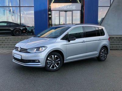 brugt VW Touran 1,6 TDi 115 Comfortline DSG Van